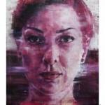 Precious, Joshua Miels, Oil & Aerosol on Canvas, 2014 - SOLD